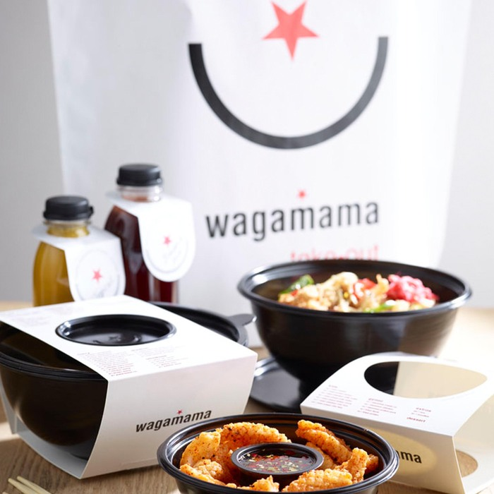 Wagamama delivery service comes to NoMad nyc