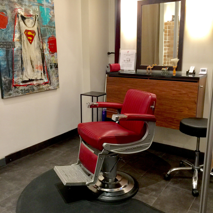Find barbershops near Madison Square Park, like Trumans