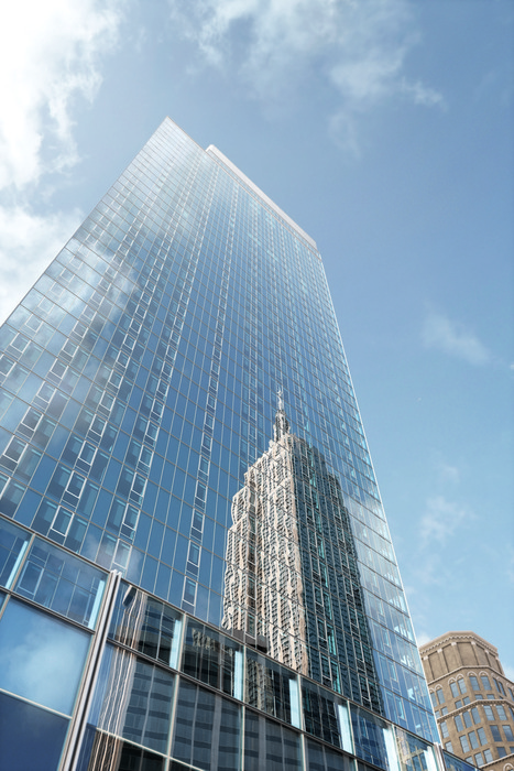 EOS is one of the many luxury properties in NoMad NYC.