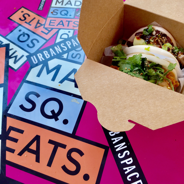 Mad Sq Eats is a Memorial Day activity in NYC