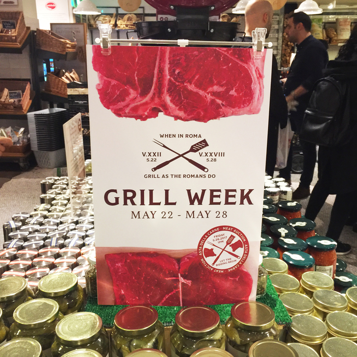 Eataly has Memorial Day events and activities for you in NYC.