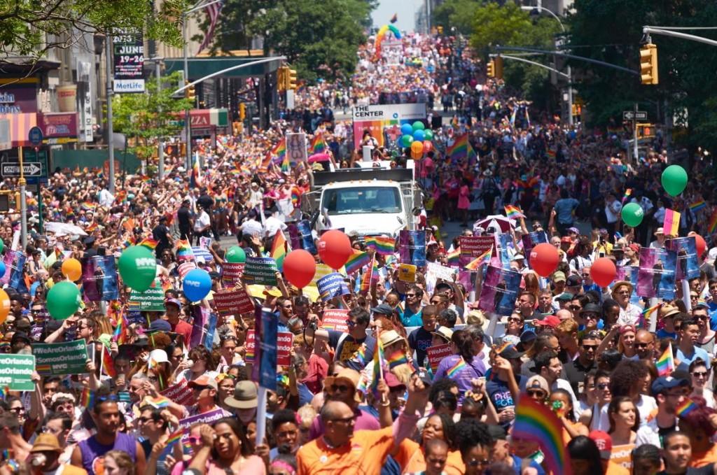 2016 new york city pride parade