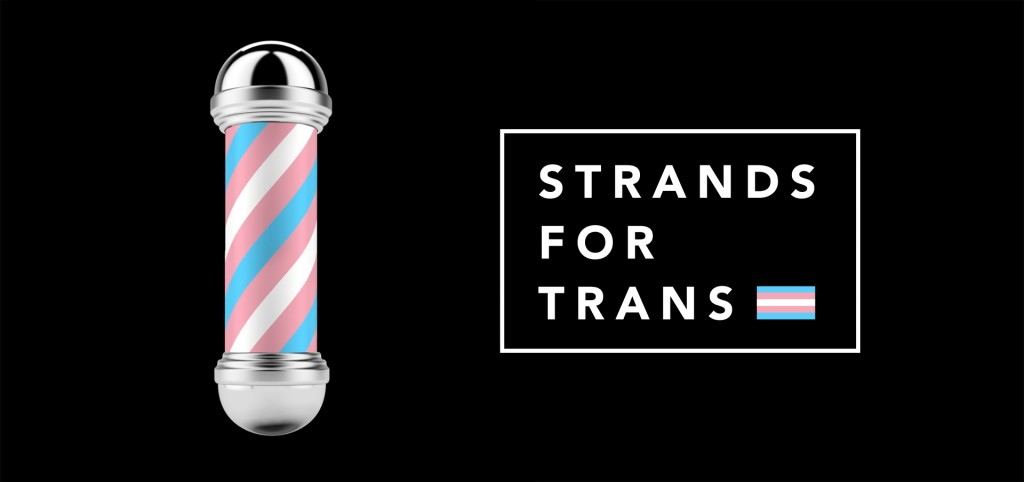Stand For Trans by Terri and Sandy