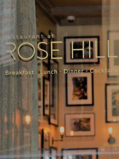 Rose Hill in NYC