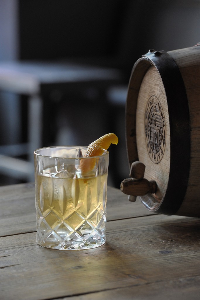 Chef John Doherty's Black Barn introduces Nomad Cocktail