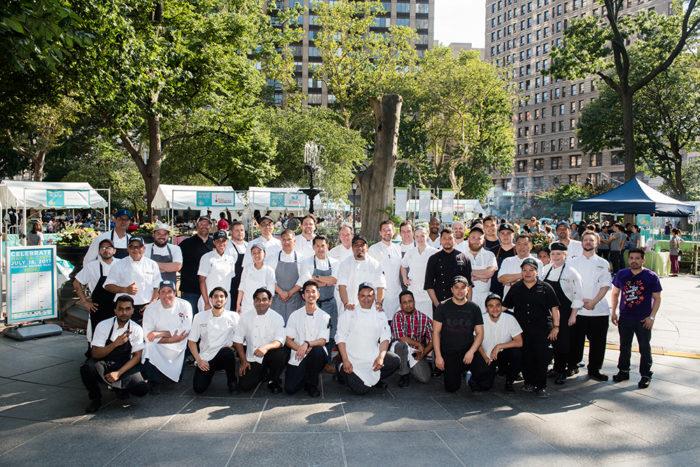 Madison Sq. Chefs 2017