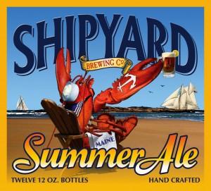 shipyard summer ale brewing