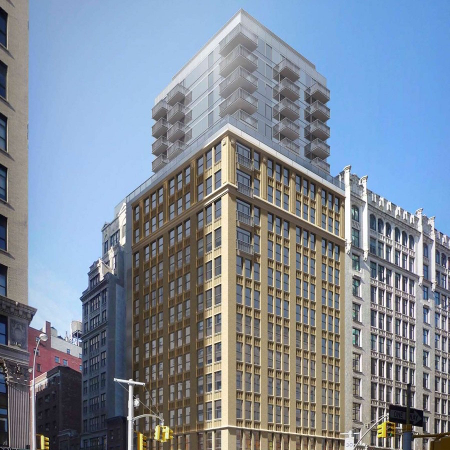 The Mondrian Park Avenue hotel is set to open in NoMad this September, featuring a rooftop lounge, nightclub and a street level restaurant.