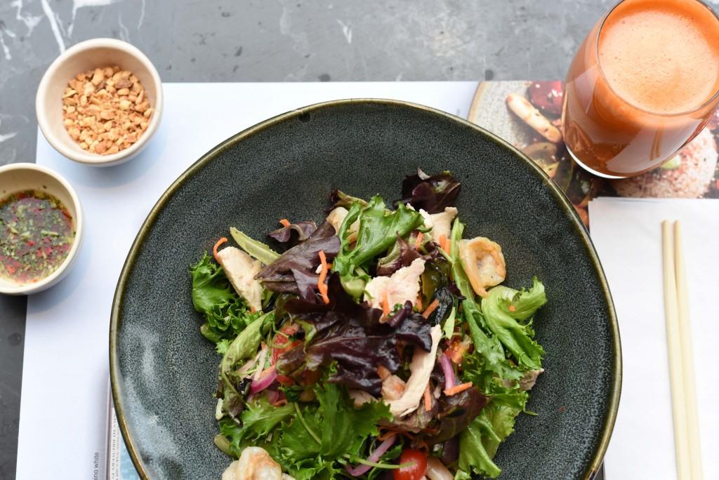 Wagamama's Summer Pad Thai Salad