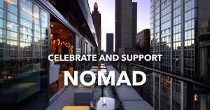 Learn about the NoMad Alliance benefit silent auction