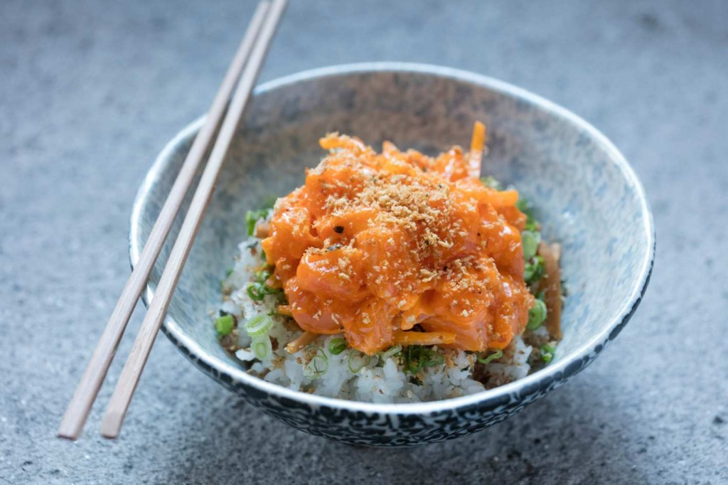 The sensational Chikarashi Poke opens its second location in NoMad.