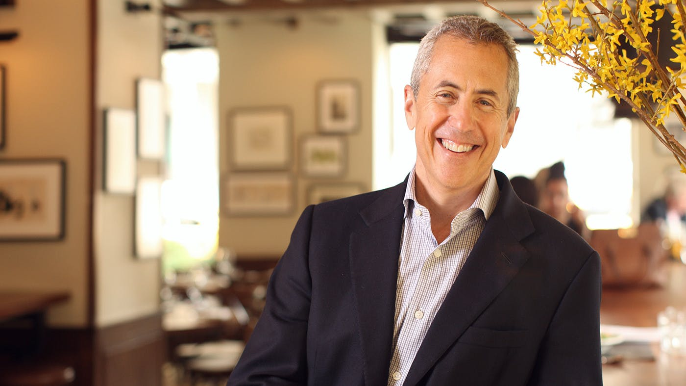 Watch Danny Meyer's recent interview on Facebook Live.