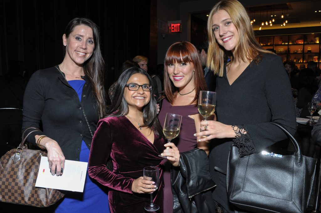 The inaugural NoMad Alliance benefit at the Gansevoort Park, This Is NoMad, was a an amazing success.