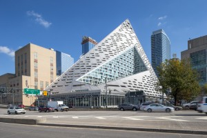 Bjarke Ingels Group designsHFZ Capital Building on 29th Street in NoMad.