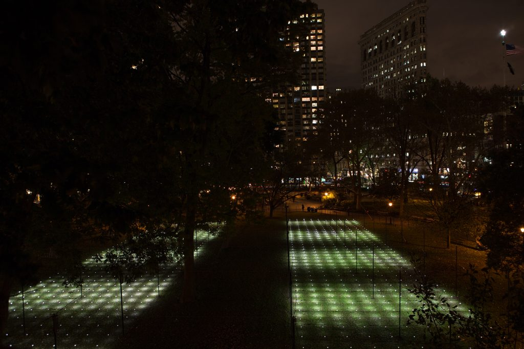 erwin redl madison square park art