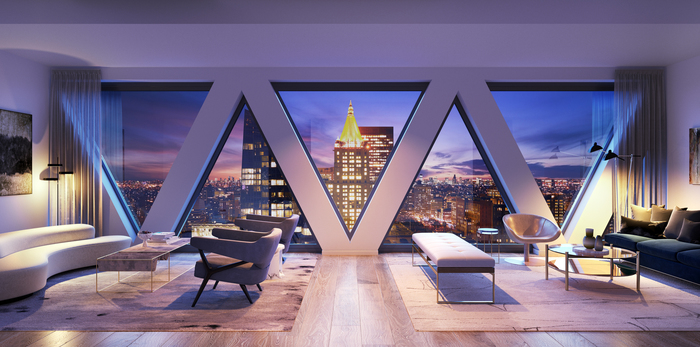 Find out about the Adjmi and Vinoly NoMad Towers in NYC