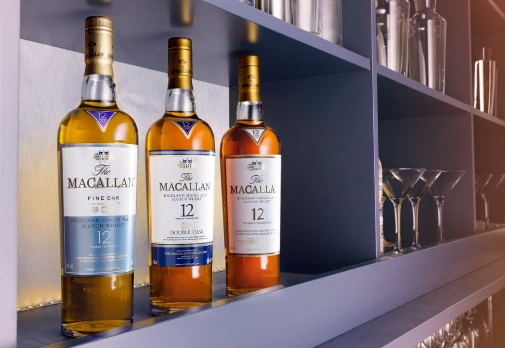 Edrington whisky recently moved their offices to NoMad, NYC