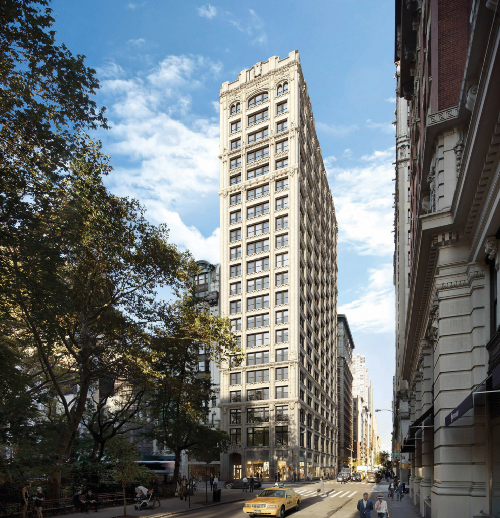 Learn about the impressive amenities at 212 Fifth Avenue in NoMad.