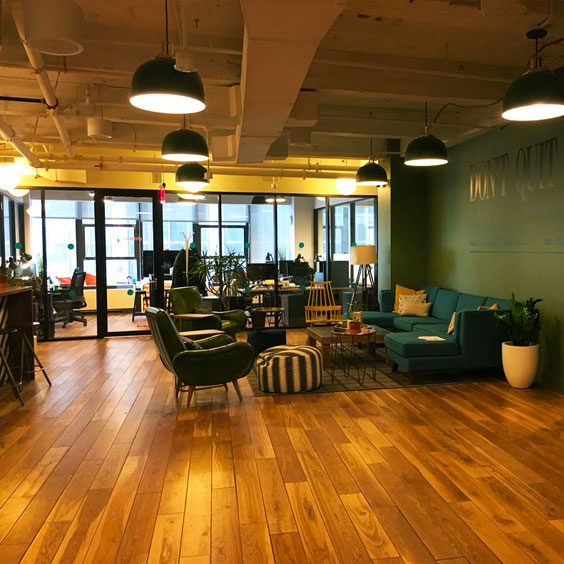 With WeWork Lease, Kaufman's NoMad Portfolio Reaches 100% Capacity