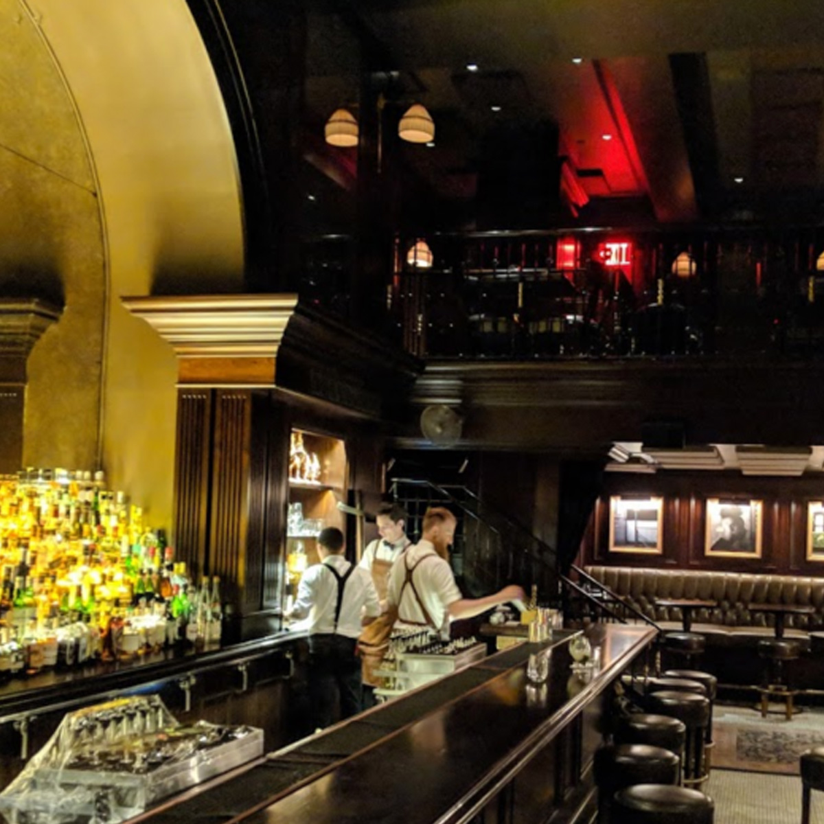 The NoMad Bar Makes the Forbes Top 10 List of World's Best Bars