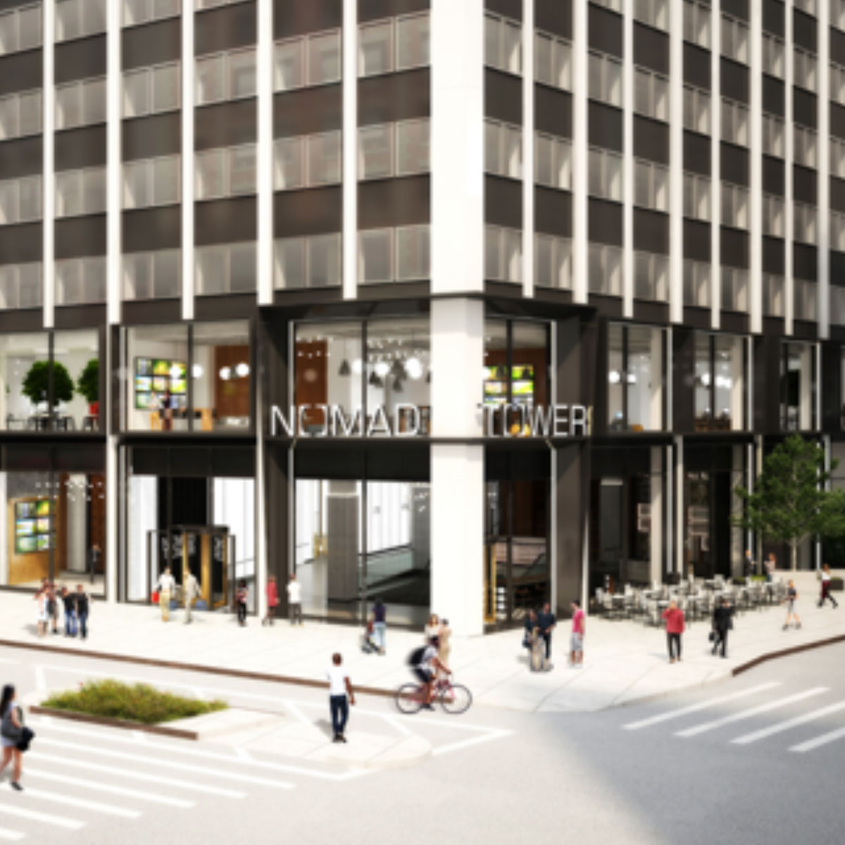 Two of NYC's Largest Office Leases for October are in NoMad