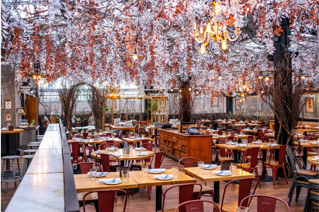 Igloo Mania Check Out These Pop Up Winter Rooftop Bars In