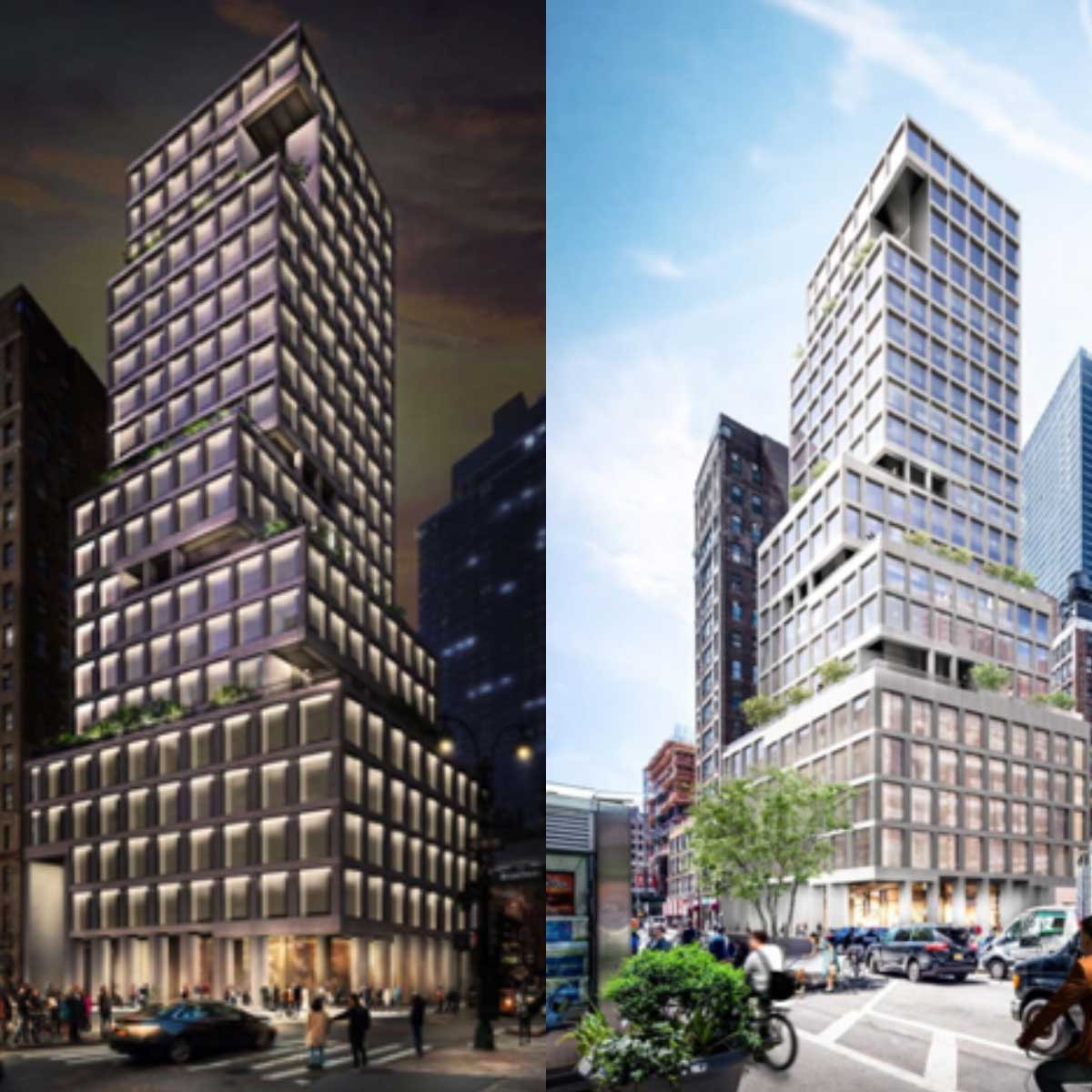 Construction to Begin on Striking Office Tower by Skidmore, Owings & Merrill