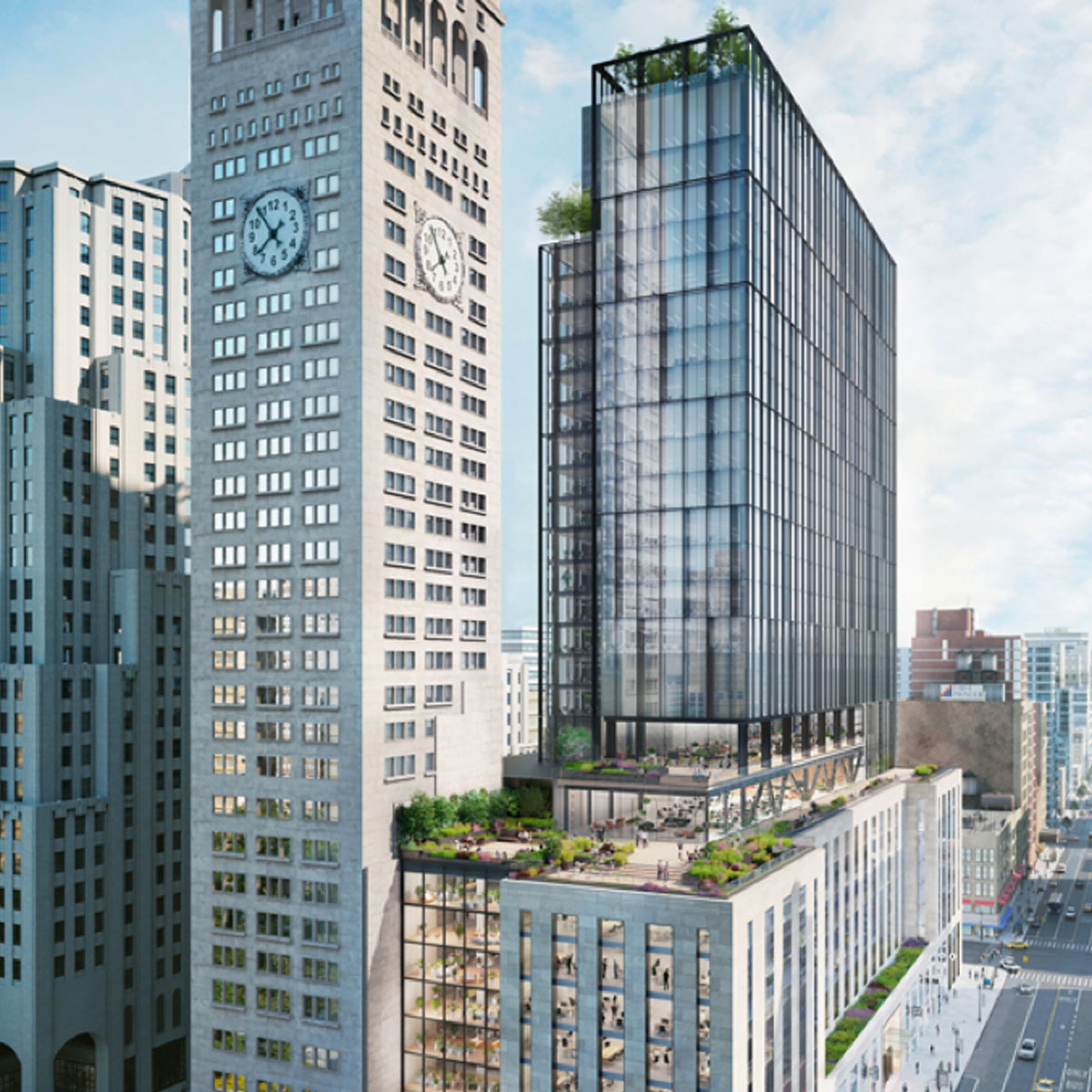 Facebook in Talks to Lease One Madison Avenue in NoMad