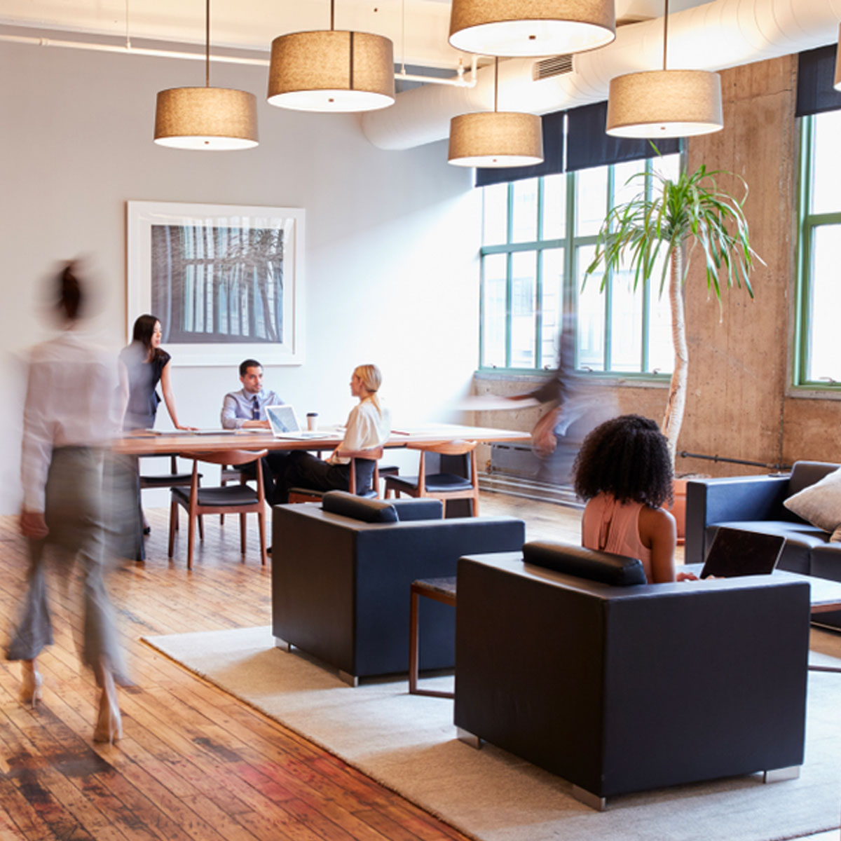 Bureau — a NoMad Startup is Disrupting the Office Furniture Space