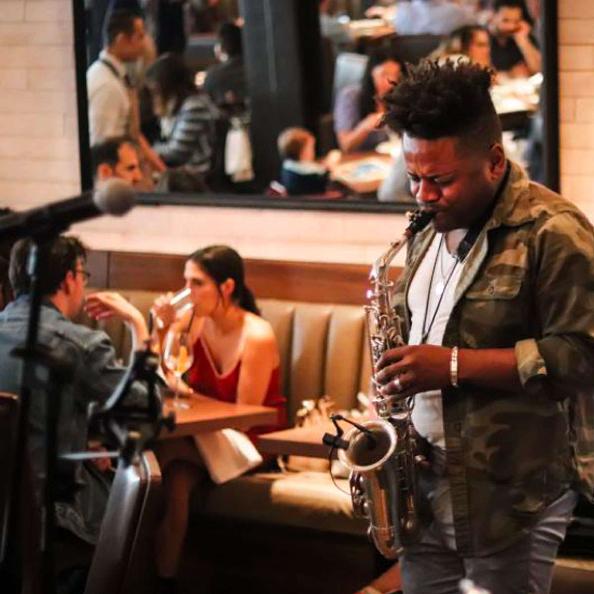 Don't Miss Sunday Jazz Brunch at NoMad's Scarpetta