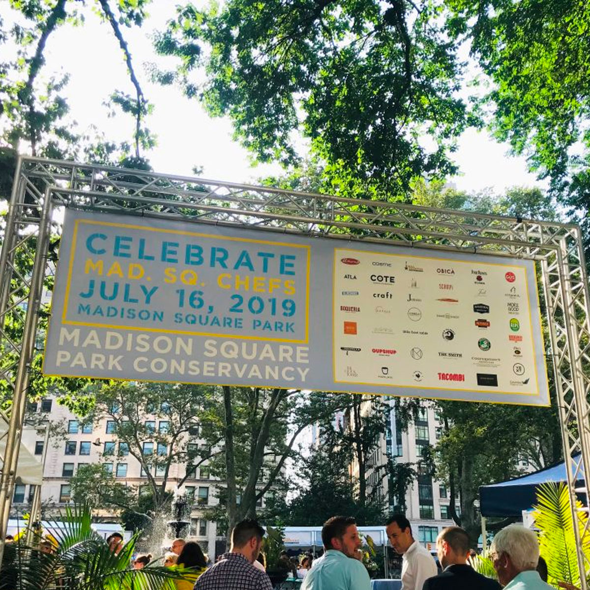 Celebrate Madison Square Chefs 2019 was a Fun-Filled Feast