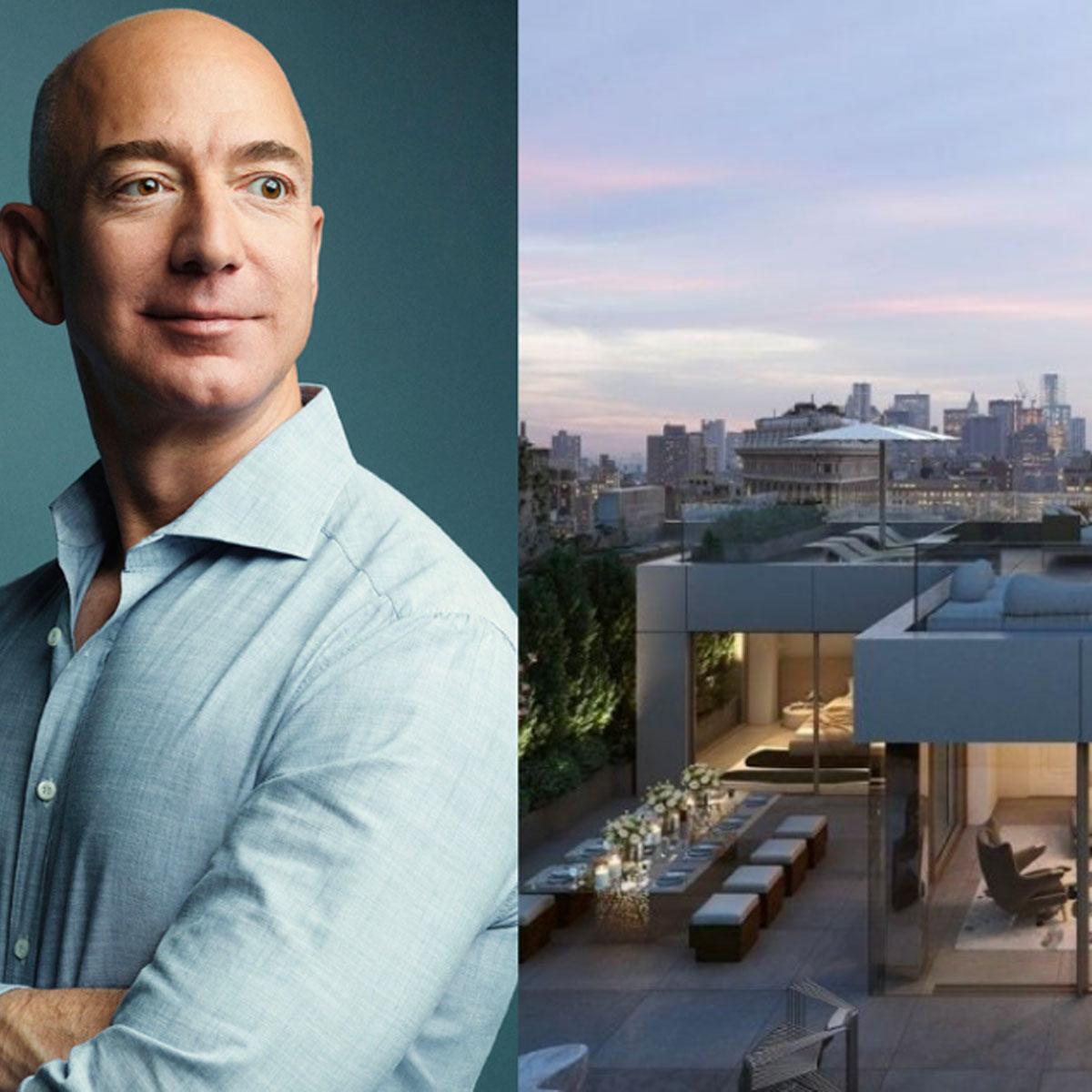 Jeff Bezos's $80M NoMad Condo Purchase Generating Buzz