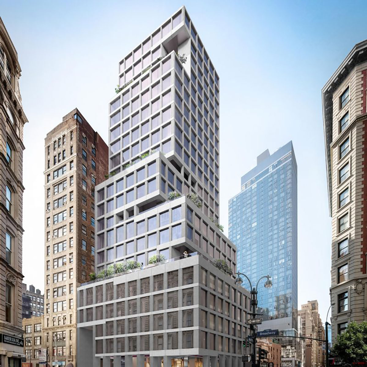 With Starchitechs Building All Over NoMad, SOM Steals the Show