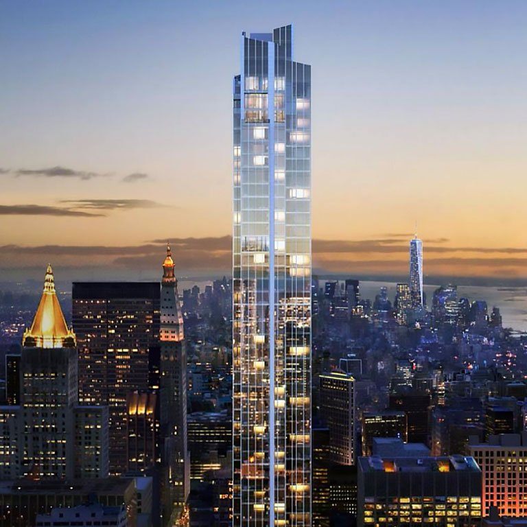Another Striking Building to Rise in NoMad