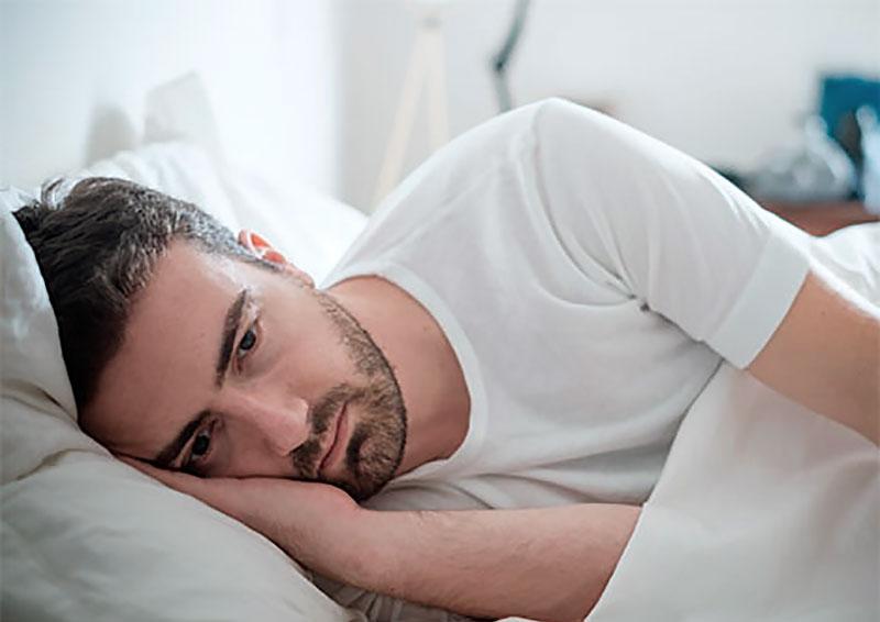 Tips getting sleep stressful times