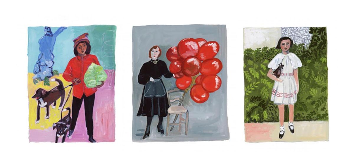 Maira Kalman Julie Saul Projects